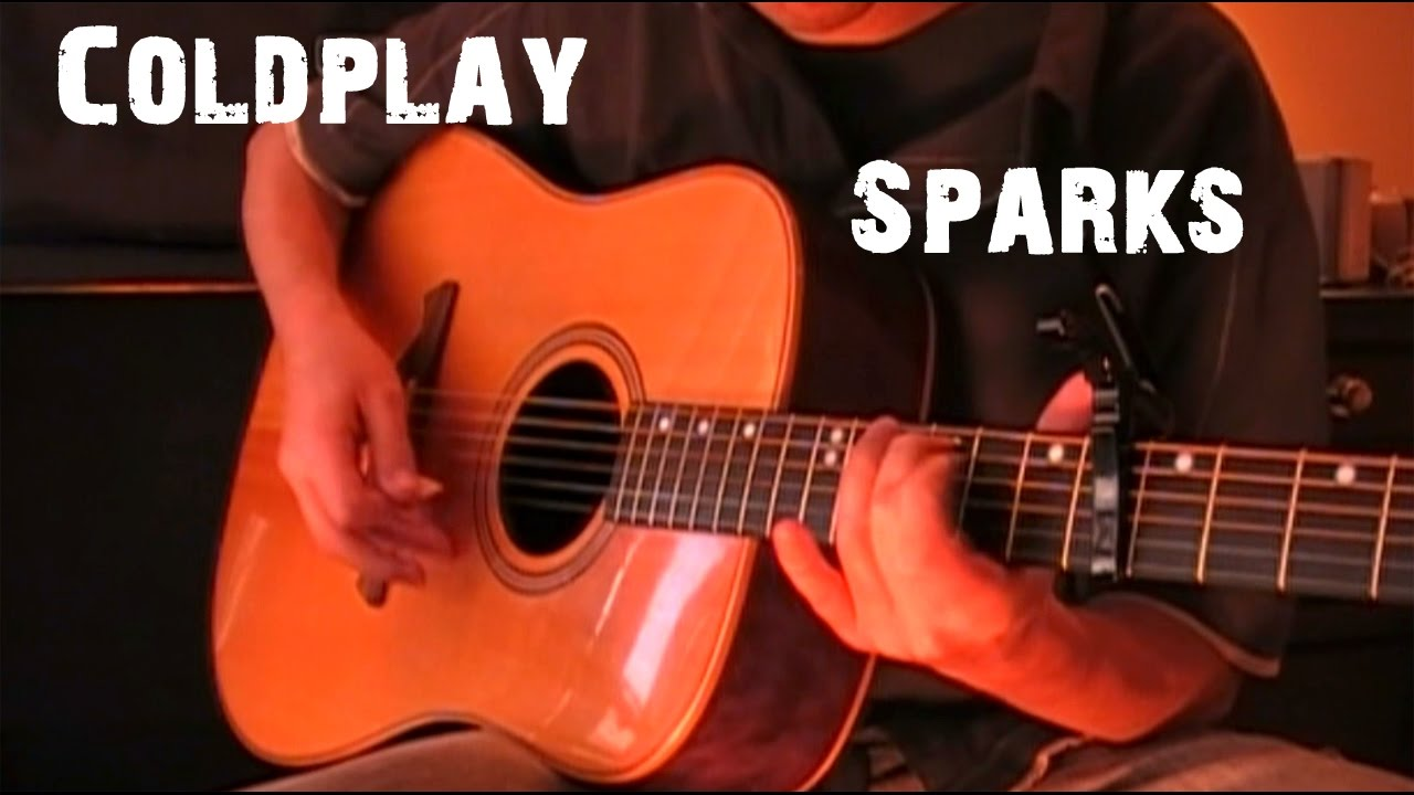 Sparks Coldplay Cover Trevor Stark Youtube