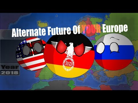 Alternate Future Of YOUR Europe In Countryballs - Episode 1 (Germany)