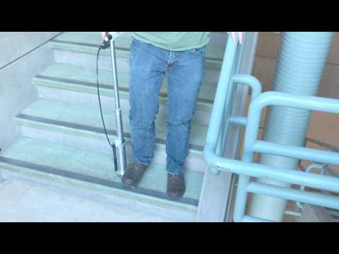 Stair Assistance Cane