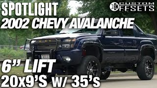 Spotlight - 2002 Chevy Avalanche, 6