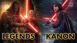 STAR WARS: Kanon & Legends - Was ist der Unterschied?