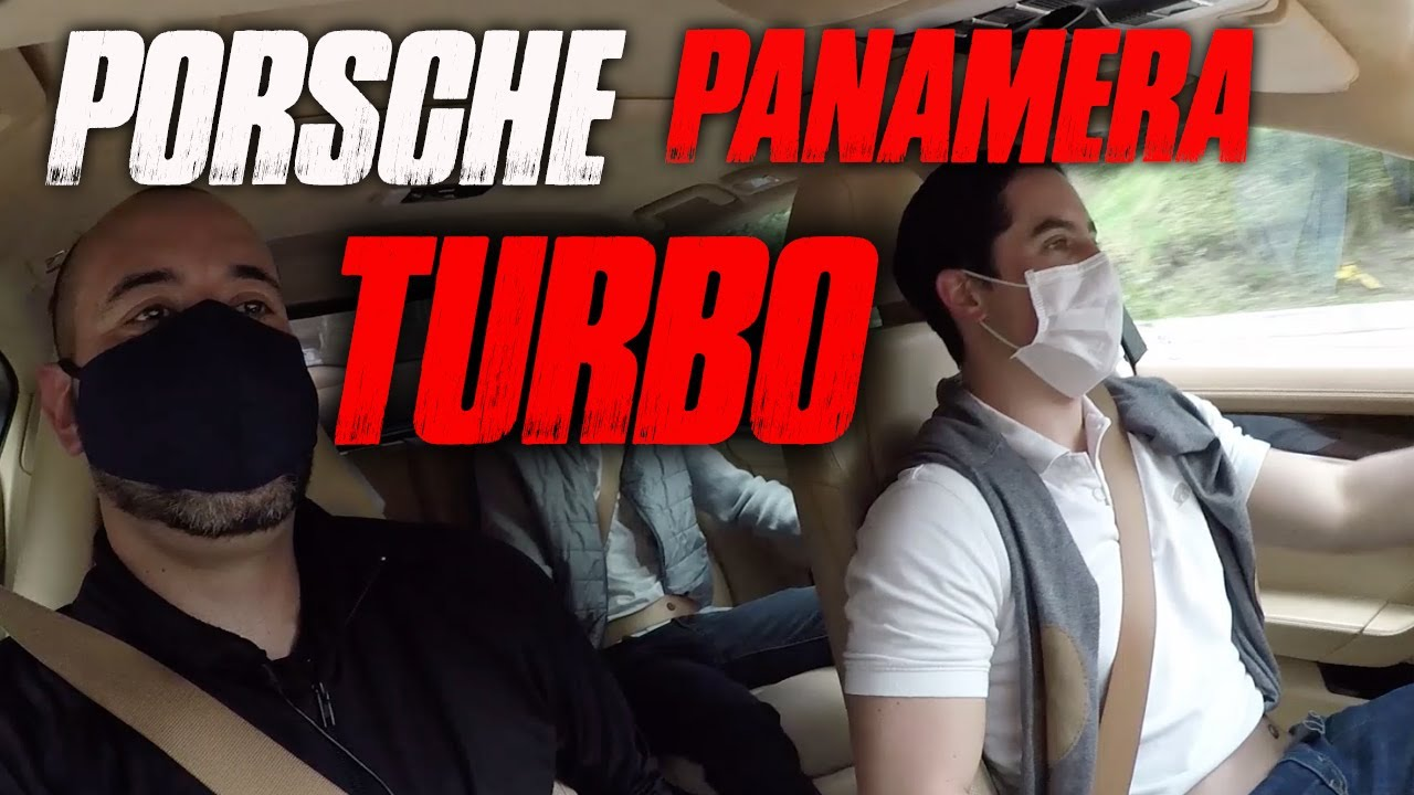PORSCHE PANAMERA TURBO | FULL CARS