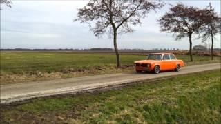 BMW 2002 M50 Drive Exhaust-sound!!