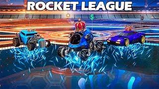 ПЪРВА ИГРА, ПЪРВА ПОБЕДА | Rocket League #1