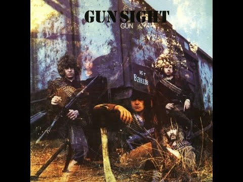 Gun - Gunsight (1969) [Full Album] UK Heavy Psych Rock