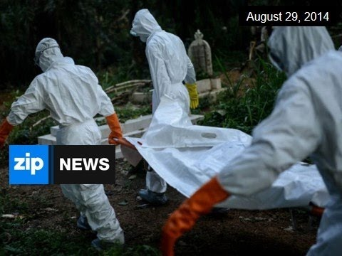 Ebola Outbreak Could Infect 20,000 People
