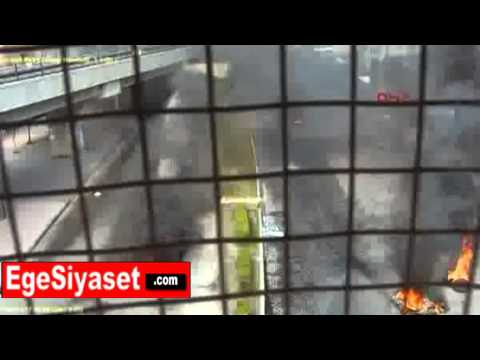 Adana'da Lice Protestosu: 1 Ölü