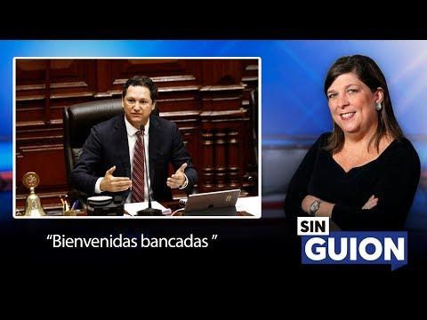 Bienvenidas bancadas - SIN GUION con Rosa María Palacios