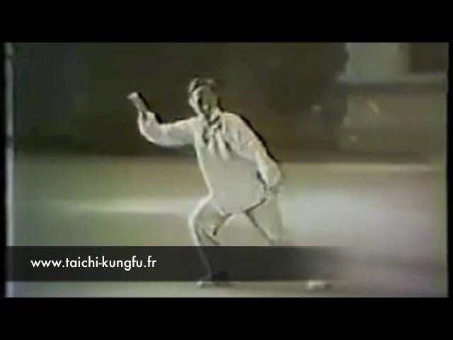 Li Bing Ci -Tai Chi style Style Wu 吴 1977 (4 sur 6) [吴氏太极拳 Taijiquan style Wu]