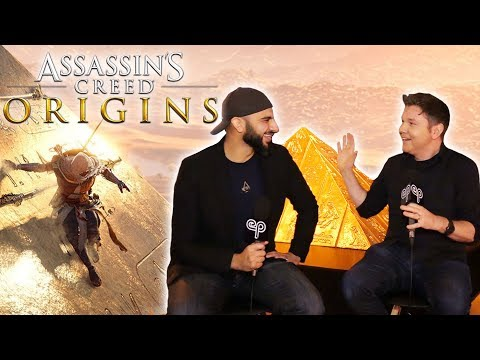 Reinventing the Franchise - Assassin's Creed Origins Interview - Electric Playground