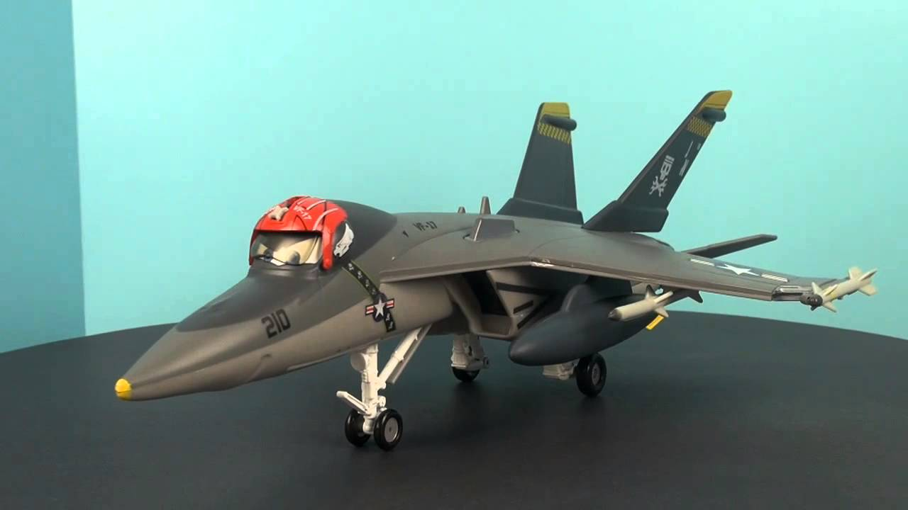 Jet Fighter Echo Action Figure - YouTube