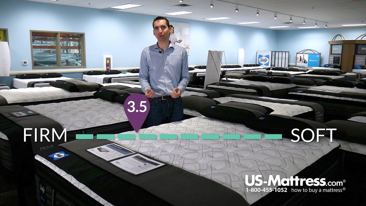 Sealy Posturepedic Response Premium Barrett Court Iv Cushion Firm Pillow Top Mattress Expert Review