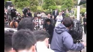 小池百合子元環境庁長官 Yuriko Koike, the current Governor of Tokyo