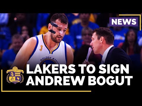 Lakers Agree To Sign Andrew Bogut