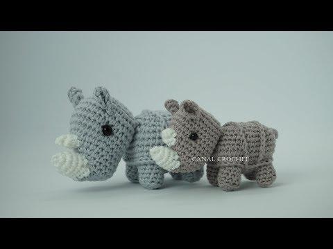 4 Yorkshire terrier amigurimi tejido a crochet paso a paso | 360x480