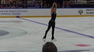 Alina Zagitova 2018.09.09 Open Skating FS Carmen