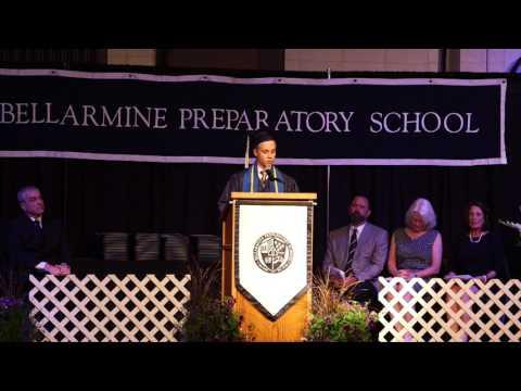 2017 Bellarmine Preparatory School Commencement Ceremony Introduction