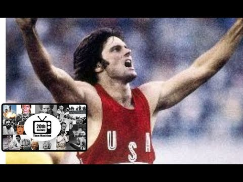 Bruce Jenner's Quest for Olympic Gold in the 1976 Montreal Olympics