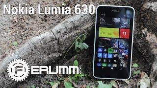 Nokia Lumia 630 Dual SIM обзор. Подробный видеообзор смартфона Nokia Lumia 630 от FERUMM.COM(Nokia Lumia 630 узнать цены и наличие: http://manzana.ua/nokia-lumia-630-white-2 Nokia Lumia 630 - первый двухсимник на Windows Phone, которому..., 2014-06-16T08:12:02.000Z)