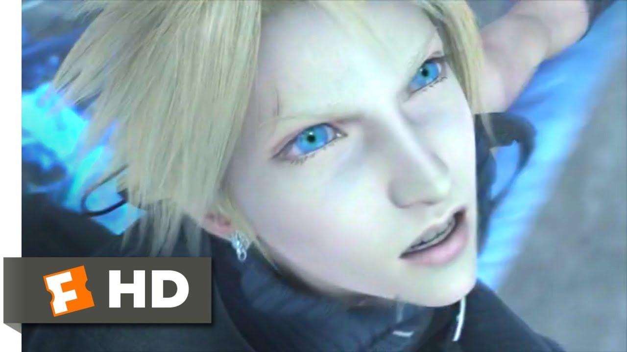 Final Fantasy VII (2006) – Cloud vs. Bahamut SIN Scene (7/10) | Movieclips