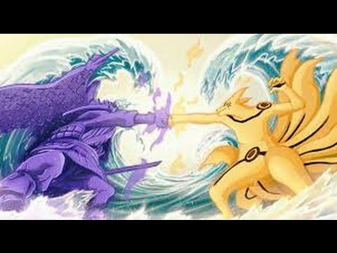 naruto vs sasuke final battle amv || troyboi-O.G