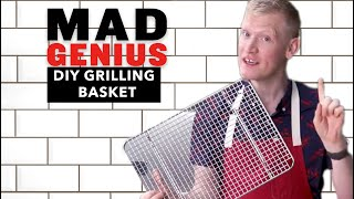 How to Make a DIY Grilling Basket | Mad Genius