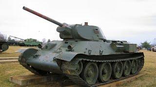 Огляд радянських танків т34/76 від MSD