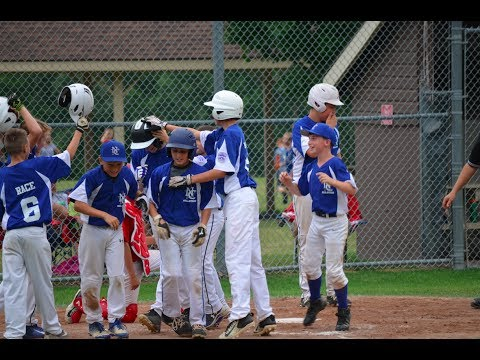 MUST SEE: Chase Martino Hits Two-Run Blast to Secure Northern Columbia the District 15 Championship