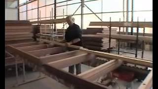 видео houten ramen