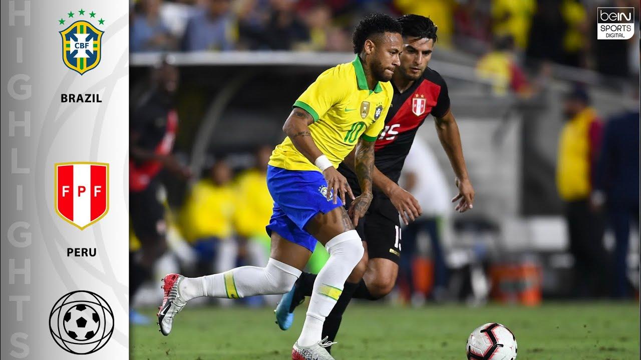 Brazil 0 1 Peru Highlights And Goals 9 11 19 Youtube