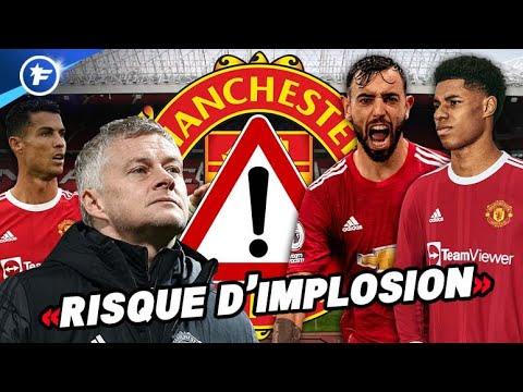 ALERTE ROUGE à Manchester United | Revue de presse