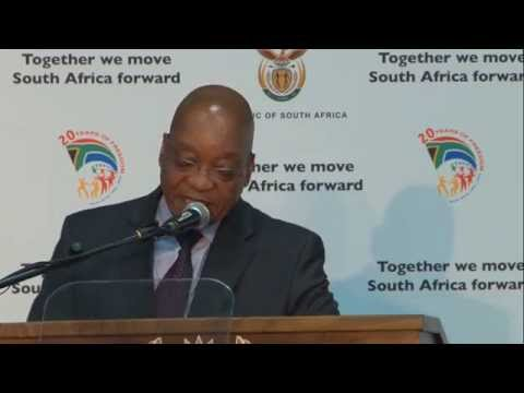Black industrialist Indaba: President Jacob Zuma
