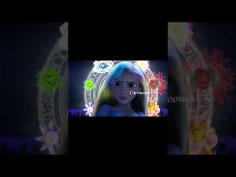 Эльза и Рапунцель колыбельная - YouTube