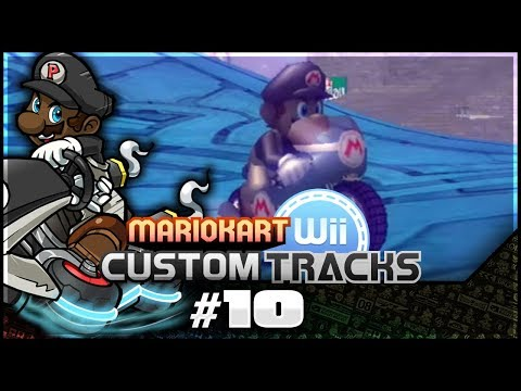 "Mario Kart Wii Custom Tracks w/ @PKSparkxx! - #10 | ""HOLD UP...THIS BEAT GOES IN!"""