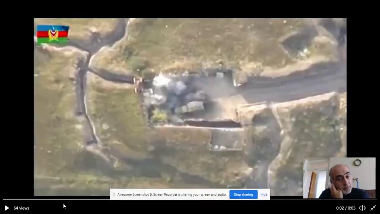 Տեսանյութ.Ադրբեջանական ՊՆ-ի տարօրինակ  տեսանյութը, որը հարցեր է առաջացնում