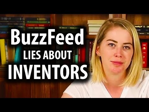 Buzzfeed Lies About Black Inventions