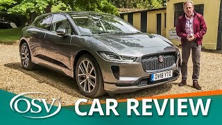 Jaguar I-PACE is it the best electric vehicle in the world?