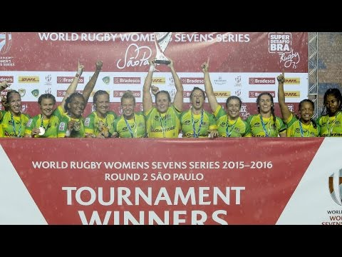 WATCH: Highlights of Day two at the Sao Paulo 7s