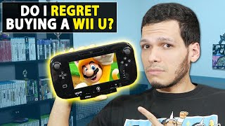 Do I Regret Buying a Wii U in 2019?