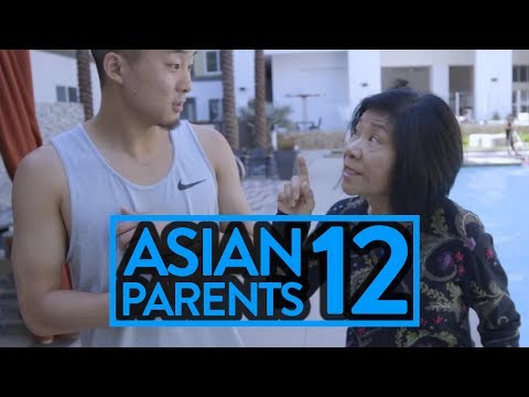 THINGS ASIAN PARENTS DO #12