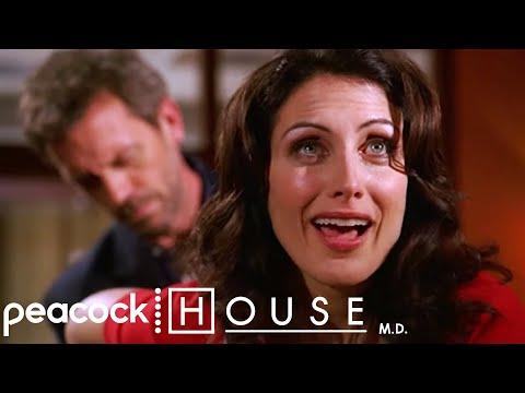 Cuddy Considers IVF   House M.D.
