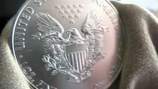 2011 American Silver Eagle Dollar