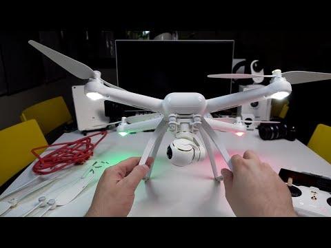 Xiaomi Mi Drone 4K!Το πιο VFM drone στην κατηγορία του! Unboxing,Review,Setup,Mi Drone App