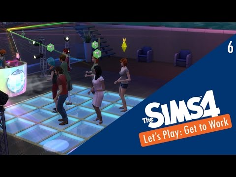 Let's Play Get to Work - Part 6 - Checking out the Clubs!