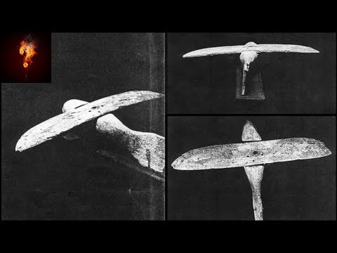 """Model Aircraft"" Found In Egyptian Tomb?"