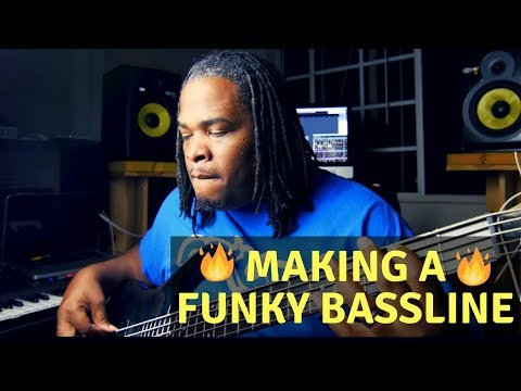 How To Create A Funky Bass Groove Around Samples | Rhythm And Beats