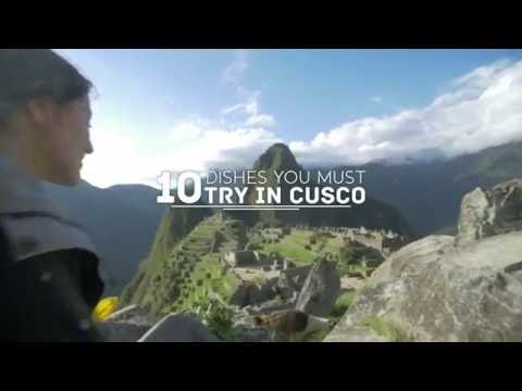 Cusco Guide #4: 10 dishes you must try in Cusco