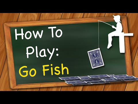 How To Play: Go Fish