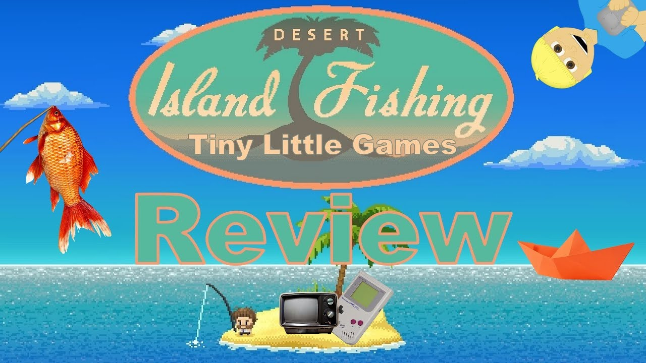 Desert island fishing android game review arcade fishing for Desert island fishing