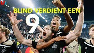 Ajax Op Rapport: Blind een 9, Ten Hag een 9! De Ligt & Van De Beek een 8,5!